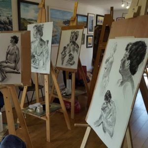 Life Drawing Club