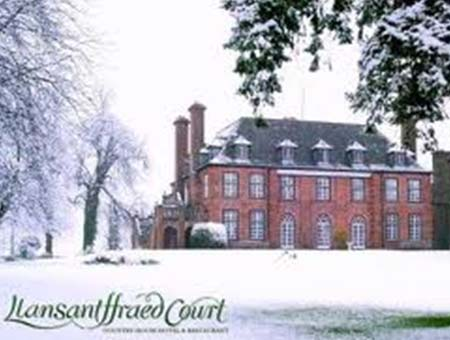 Llansantfried Court