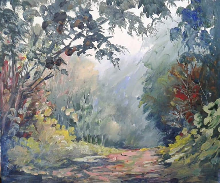 Jantien Powell Painting