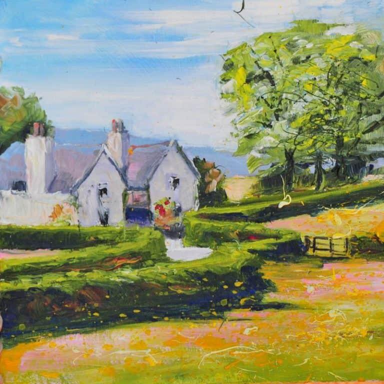 Jantien Powell Painting